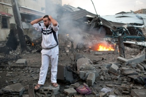 Israeli strikes in Gaza