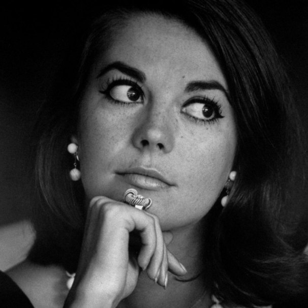 Natalie Wood in 1963.
