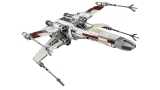 Red Five X-wing Starfighter left side.
