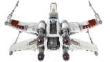 Red Five X-wing Starfighter back.