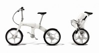TRANSPORT - Mando Footloose Chainless Bicycle Designed by Mark Sanders