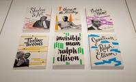 GRAPHICS - Ralph Ellison Collection Designed by Cardon Webb