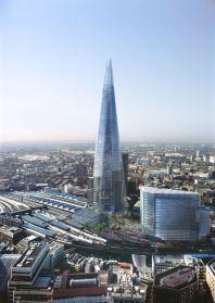 ARCHITECTURE - The Shard, London, UK Designed by Renzo Piano