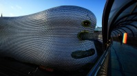 The Selfridges store, Birmingham, UK, 2003. Architects: Future Systems.