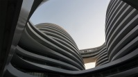 Galaxy Soho, Beijing, China, 2012. Architect: Zaha Hadid.