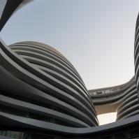 Galaxy Soho, Beijing, China, 2012. Architect: Zaha Hadid.