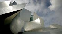 The Walt Disney Concert Hall, Los Angeles, 2003. Architect: Frank Gehry.