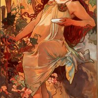 Autumn, The Seasons (series) (1896)