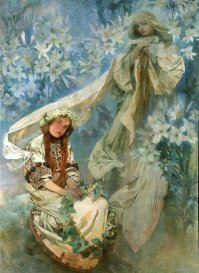 Madonna of the Lilies (1905)