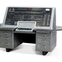 UNIVAC I supervisory control console