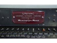UNIVAC I supervisory control console-Detail