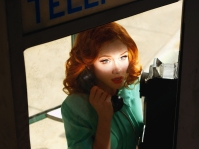 """Film Still #2, from the film Despair"" (2010). Photograph by Alex Prager/Yancey Richardson."