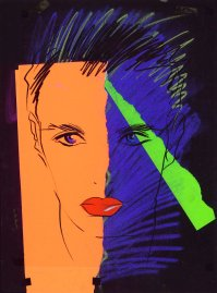 Isabella Rossellini, 1985.