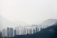 Hong Kong cityscapes 2013-2