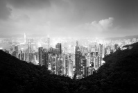 Hong Kong cityscapes 2013-5