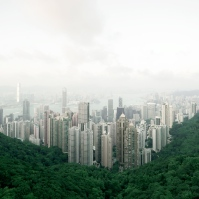Hong Kong cityscapes 2013-6