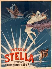 Petrol Stella, Paris, 1897. Artist: Henri Gray (Henri Boulanger).
