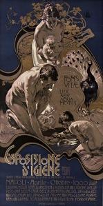 Exposition hygiene. Milano, 1900. Artist: Adolfo Hohenstein.