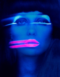 "Lips Streaks, η φωτογραφία από το ""μέλλον""."