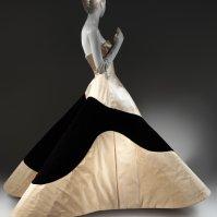 """""""Four Leaf Clover"""" Βραδινό φόρεμα από το 1953."""