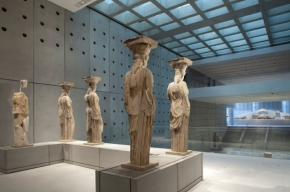Acropolis Museum – Google Art Project